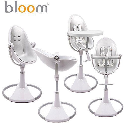 a032b4603 Bloom fresco Chrome high chair from Diddle Tinkers