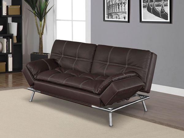 Beautiful Serta Futon Leather Sofa Unique Designs