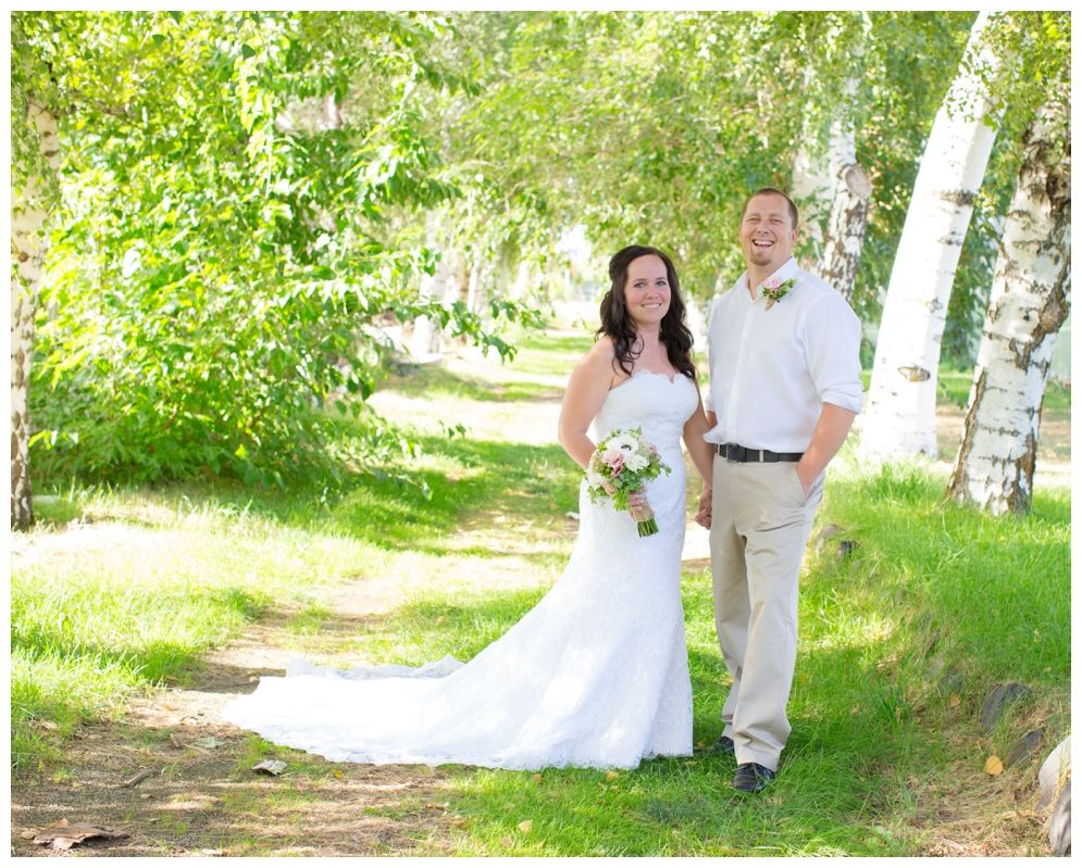 Eric & Kali Married at the Highlander Golf Course
