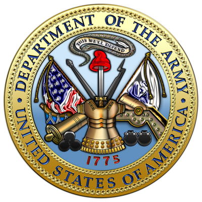 military insignia 3d the united states army seal my dad s war