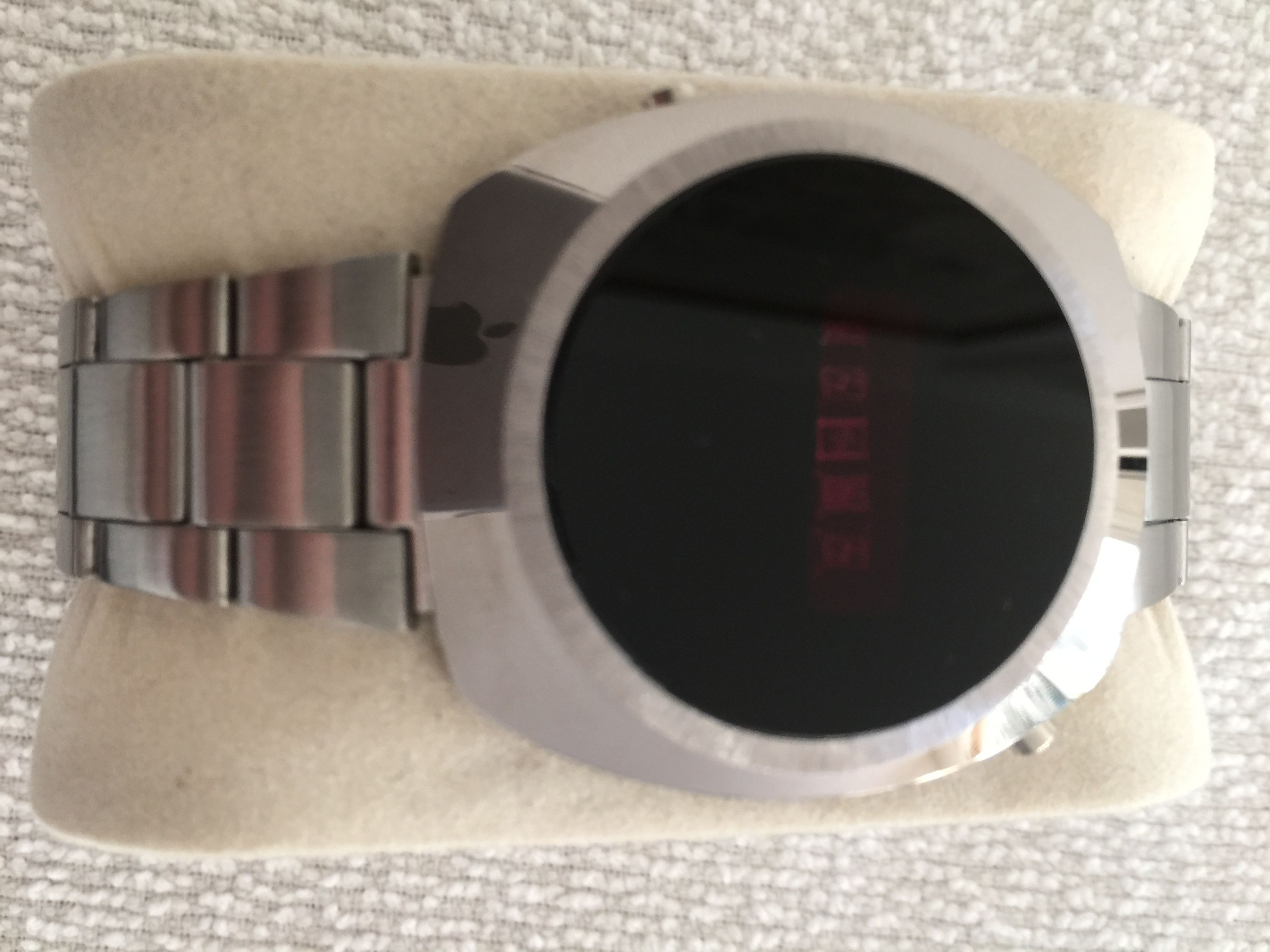 Microsonic 9298 With Images Led Watch Vintage Watches Watches