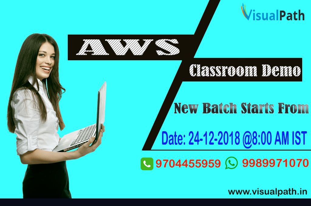 Best Amazon AWS training & placement institute in