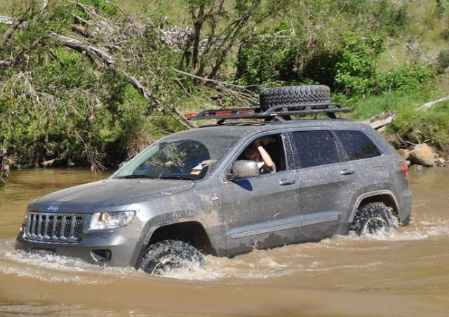 Built Jeep Grand Cherokee Wk2 By Murchison Products Australia With Images Jeep Jeep Grand Cherokee Jeep Suv