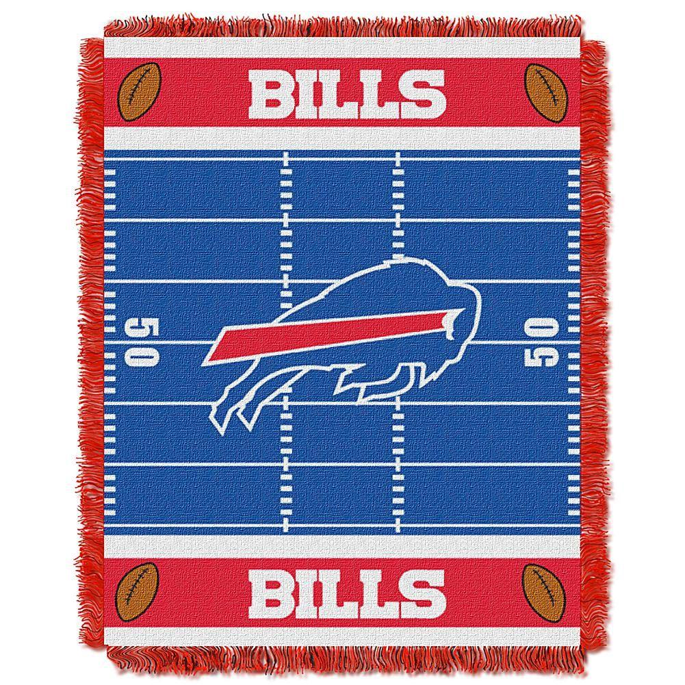 Football Fan Shop The Northwest Company Mini Throw Buffalo Bills