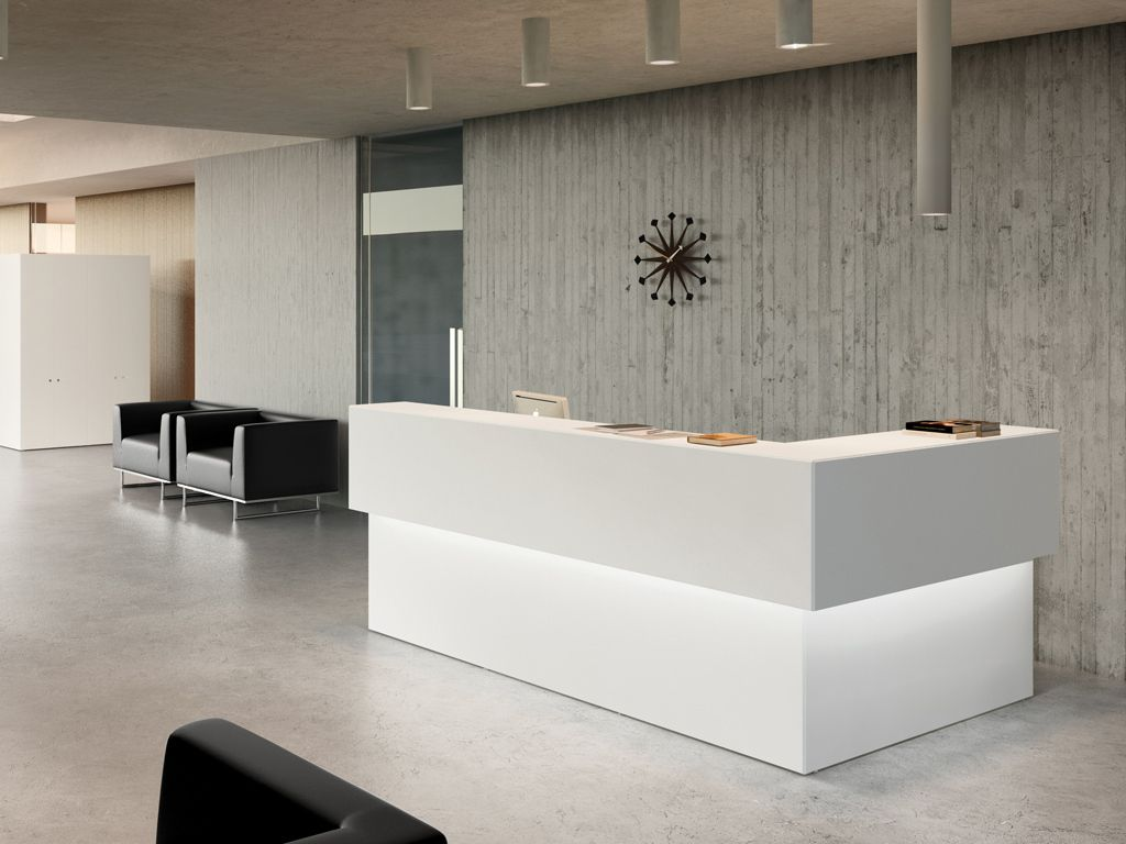 Exceptional Modern Office Reception Desk   Home Office Furniture Set Check More At  Http://