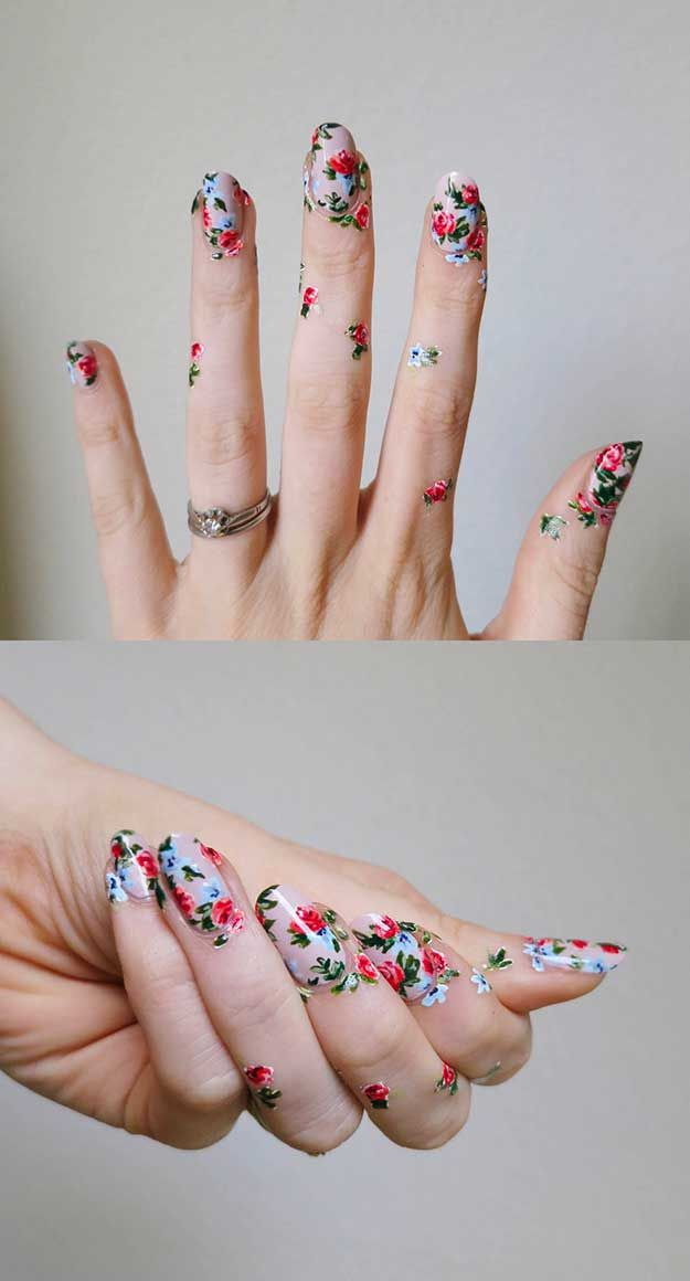 75 Most Creative Nail Art Ideas We Could Find   Creative nails and ...