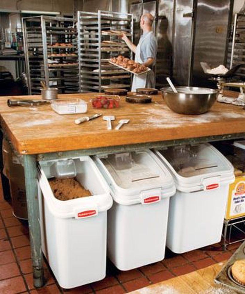47 Elegant Kitchen Table Design Ideas For Cooking Decoona Commercial Kitchen Design Bakery Kitchen Restaurant Kitchen Design