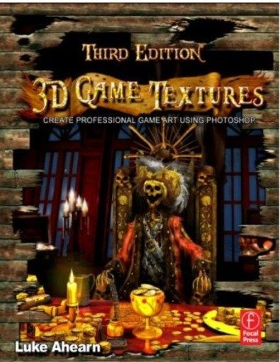 3D Game Textures - Create Professional Game Art Using Photoshop