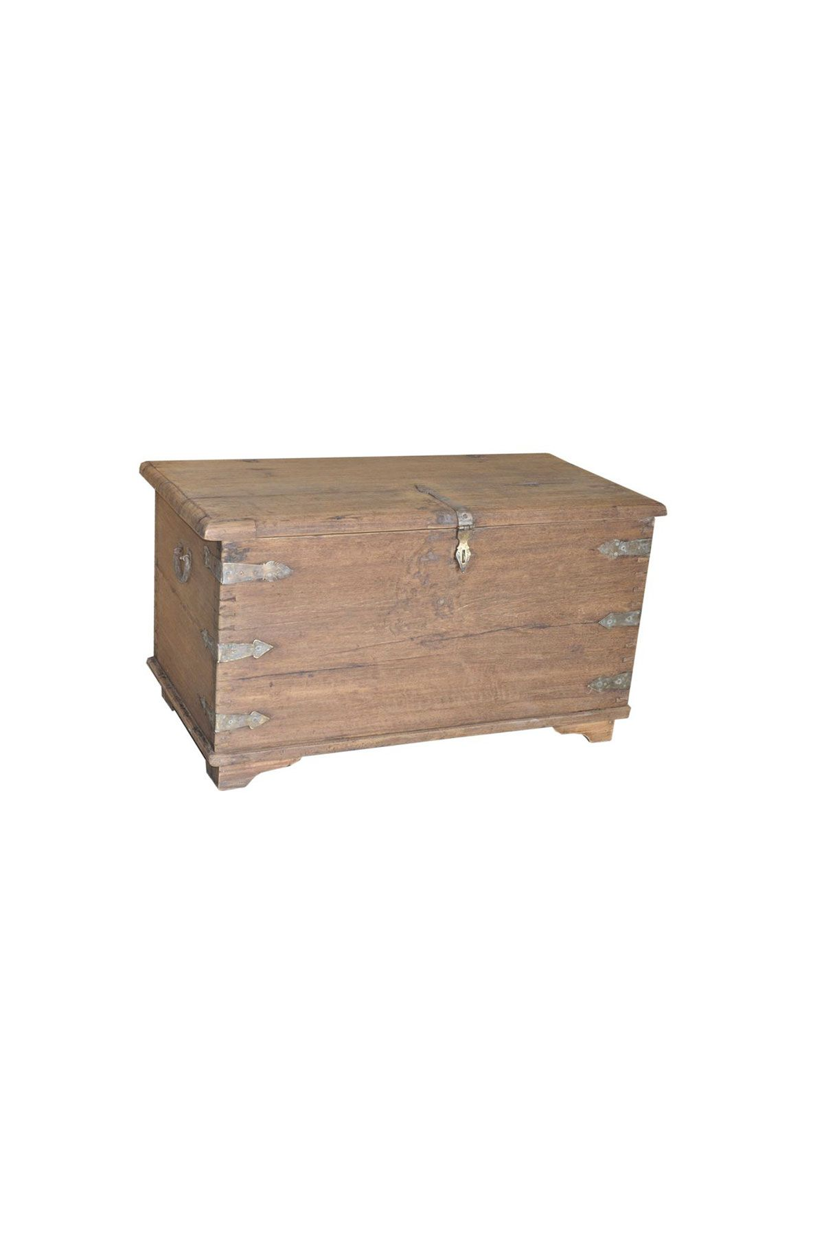 Multipurpose stylish antique indian wooden trunk wooden chest