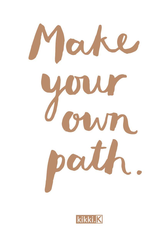Make Your Own Quote Small Canvas Bag Svenska Hem  Paths Inspirational And Wisdom