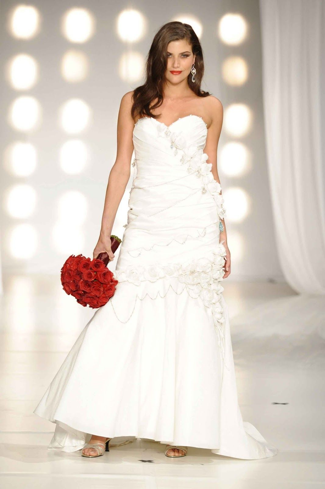 Affordable wedding dress nyc