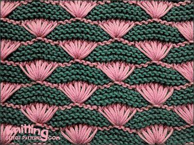 multi-colour-patterns | Knitting Stitch Patterns | knitting ...