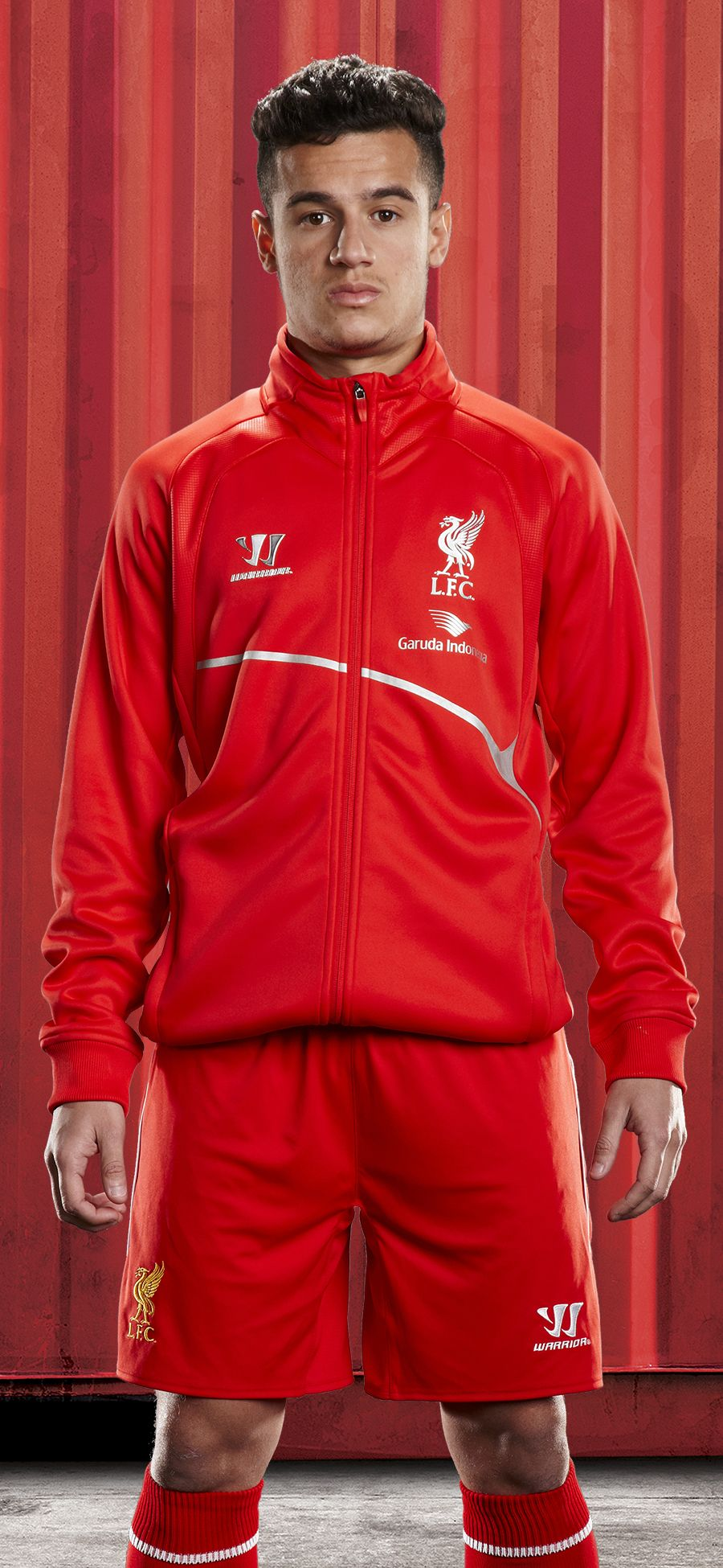 #LFC and award-winning airline Garuda Indonesia today revealed the Reds' training kit for next season. Here's the full story: http://lfc.tv/yze.