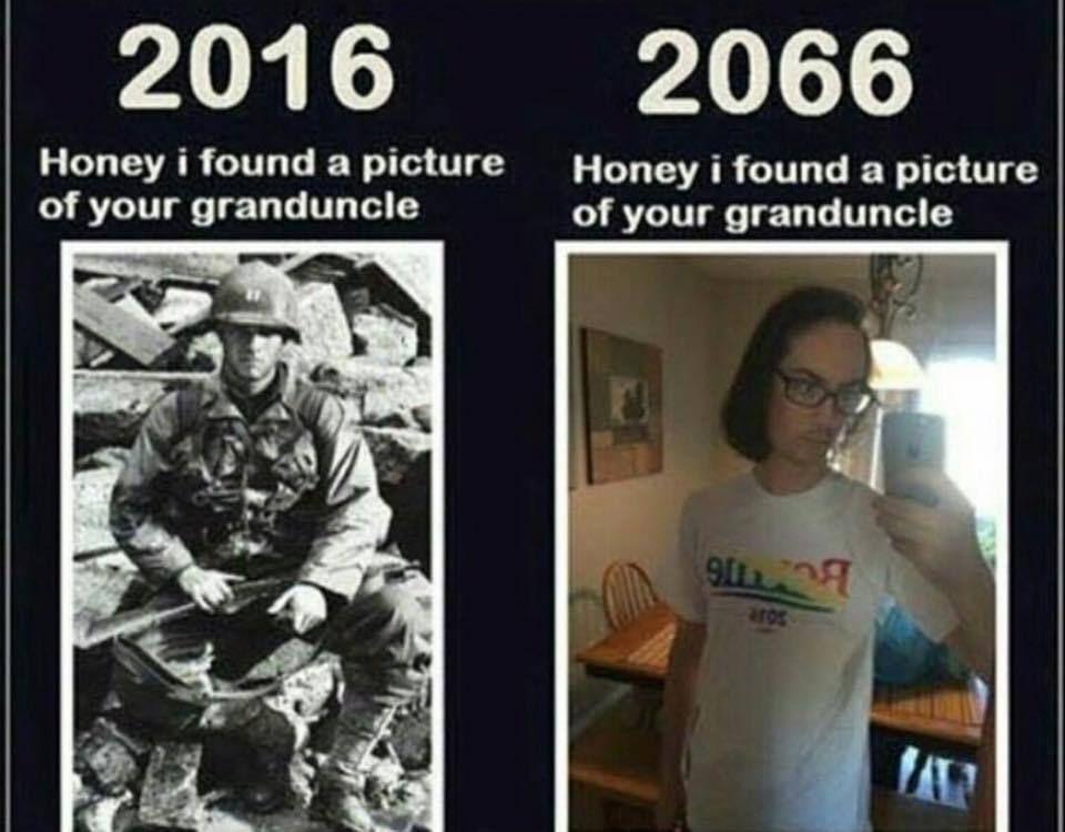 Gender Wahnsinn Beispiele