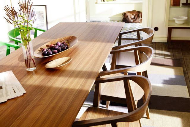 decoracion mesa comedor madera - Buscar con Google | Decoracion ...