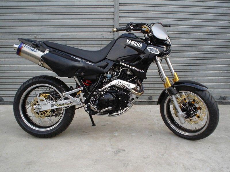 xt600 supermotard polaco motos motos pinterest. Black Bedroom Furniture Sets. Home Design Ideas