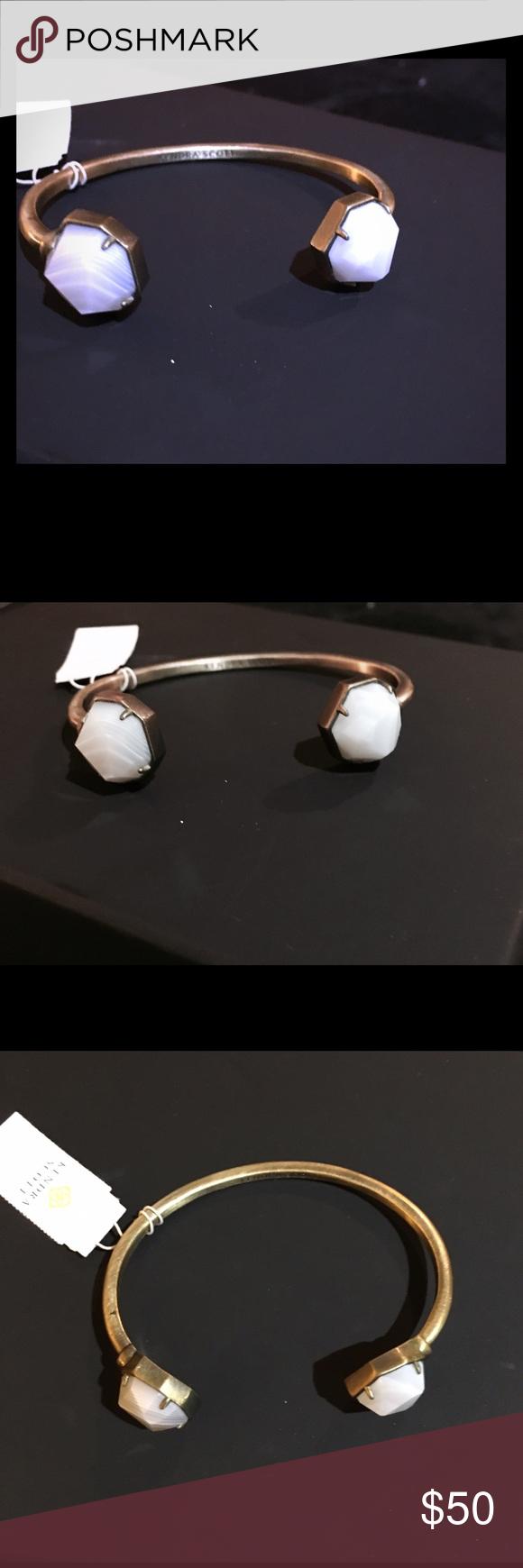 Kendra scott brinkley cuff sold out kendra scott jewelry scott