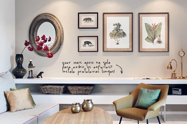 Pin by Taylah Tassia Oliveira on Salas de estar e de jantar Pinterest - salas vintage