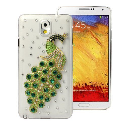 Best Bling Peacock Crystal Diamond Hard Case Cover for Samsung Galaxy Note 3 N9000 (Green) Best,http://www.amazon.com/dp/B00GYRFF0I/ref=cm_sw_r_pi_dp_zVF2sb07ZPQKRB0Z