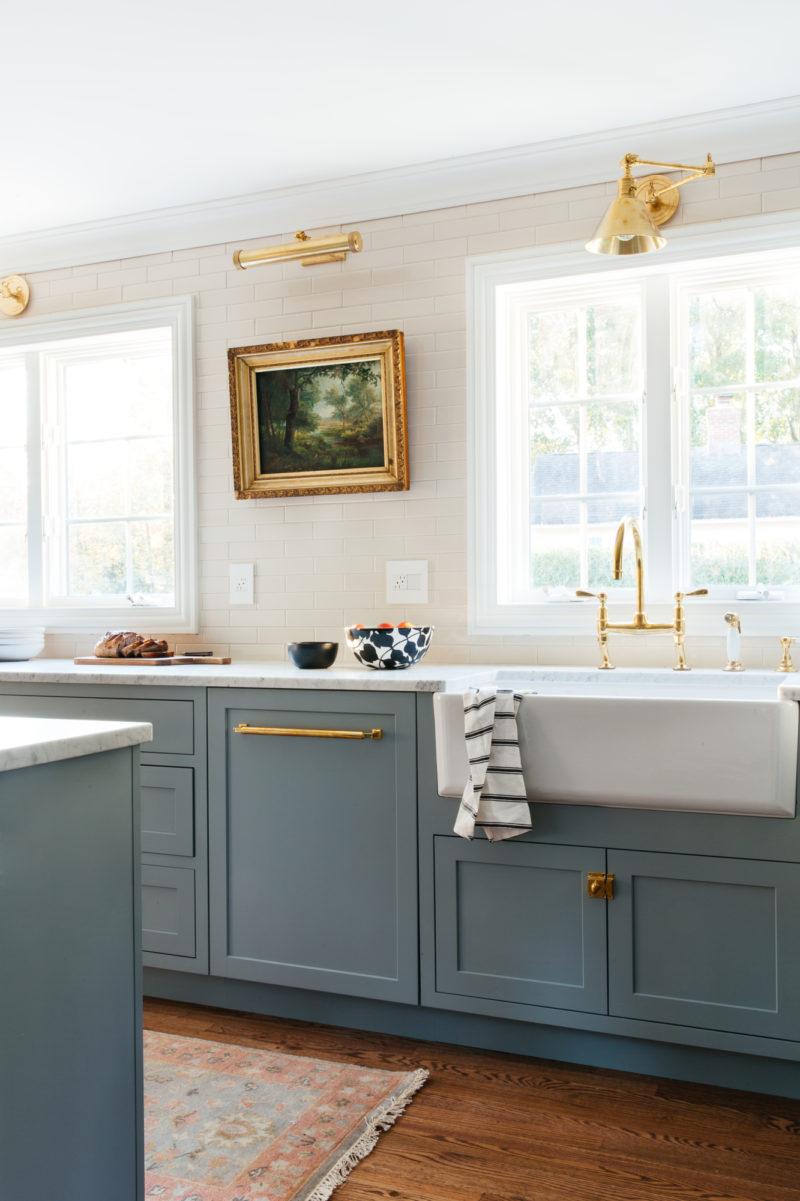 One Room Challenge Shell Kitchen Fireclay Tile Kitchen Inspirations Kitchen Renovation Home Kitchens