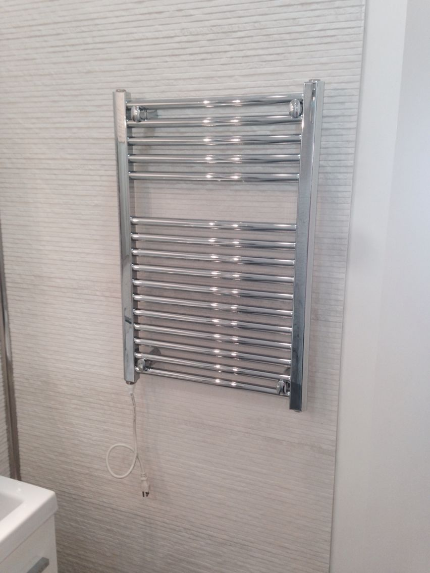 Para un Baño sin mucha ventilación un calentador Electrico ...