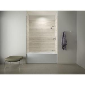 Kohler Archer 5 Ft Right Drain Tub With Choreograph 72 In 5
