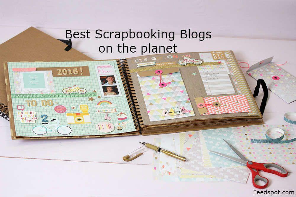 Top 100 Scrapbooking Blogs And Websites For Scrapbookers ...