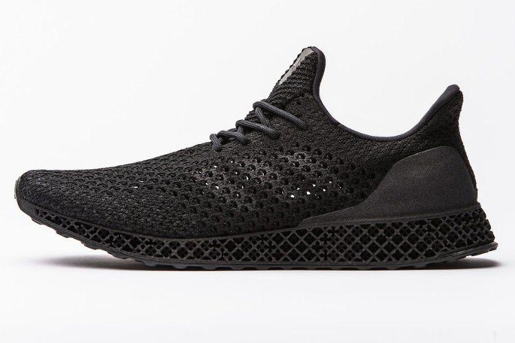 wholesale dealer b5bb1 91eb0 Adidas 3D Runner Triple Black