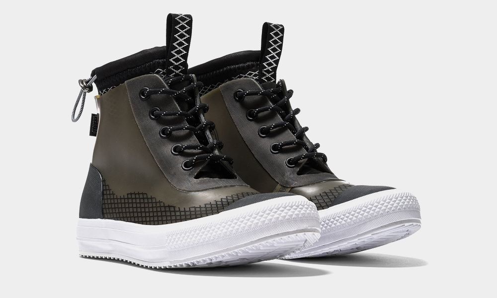Waterproof Chuck Taylor Thermo Boots | Mens boots fashion