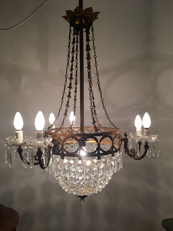 Chandelier lighting crystal chandelier murano chandelier vintage chandelier lighting crystal chandelier murano chandelier vintage crystal chandelier wiring comp usa aloadofball Gallery
