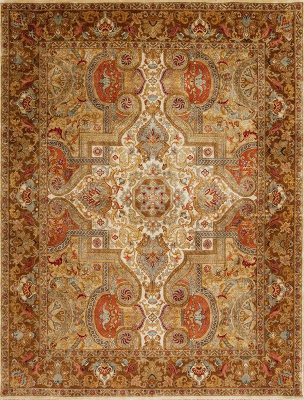 Golden Age Rejoice Samad Hand Made Carpets