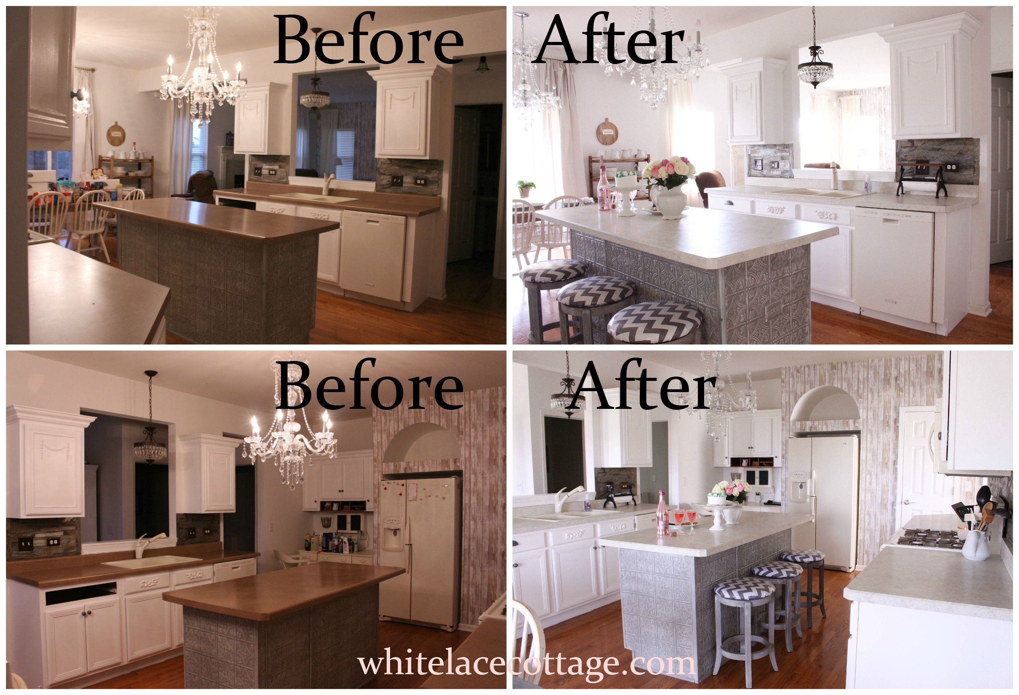 Choosing The Right Laminate Counters | Home Projects ... on