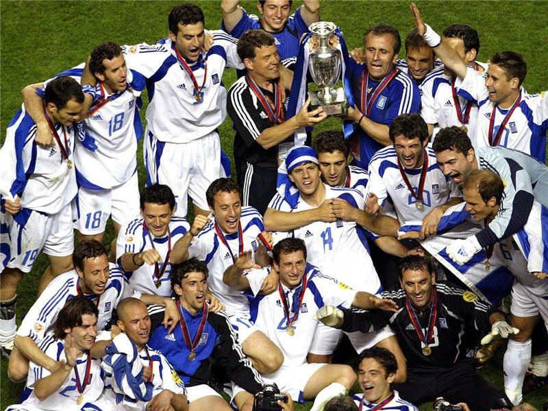 Image result for Greece national team 2004
