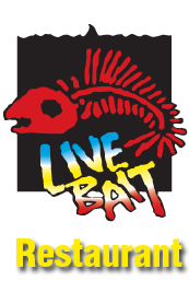 ORANGE BEACH—Live Bait has great food, spirits and live entertainment.