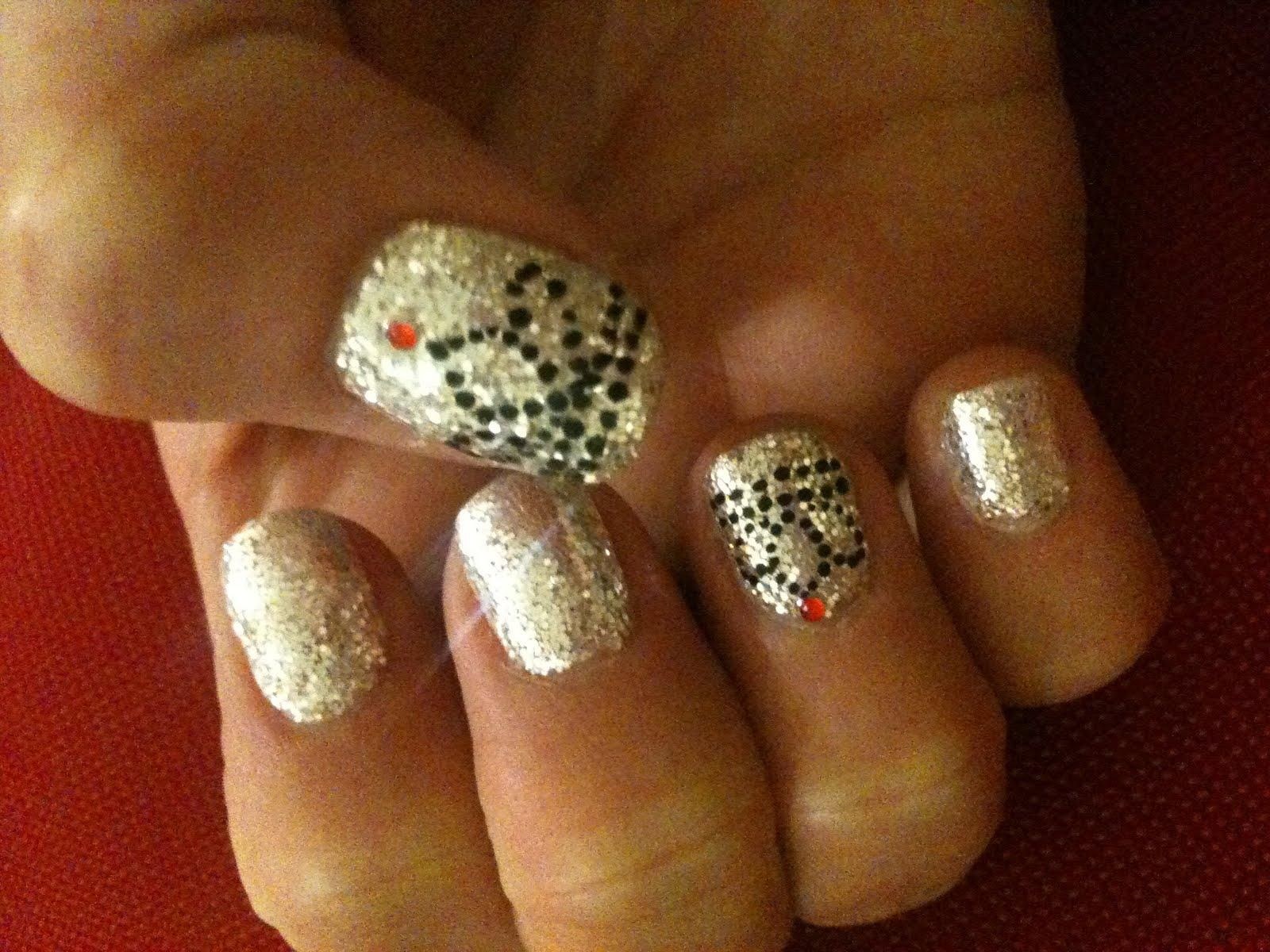 Gothic Nail Designs Nail Designs Pinterest Gothic Nails