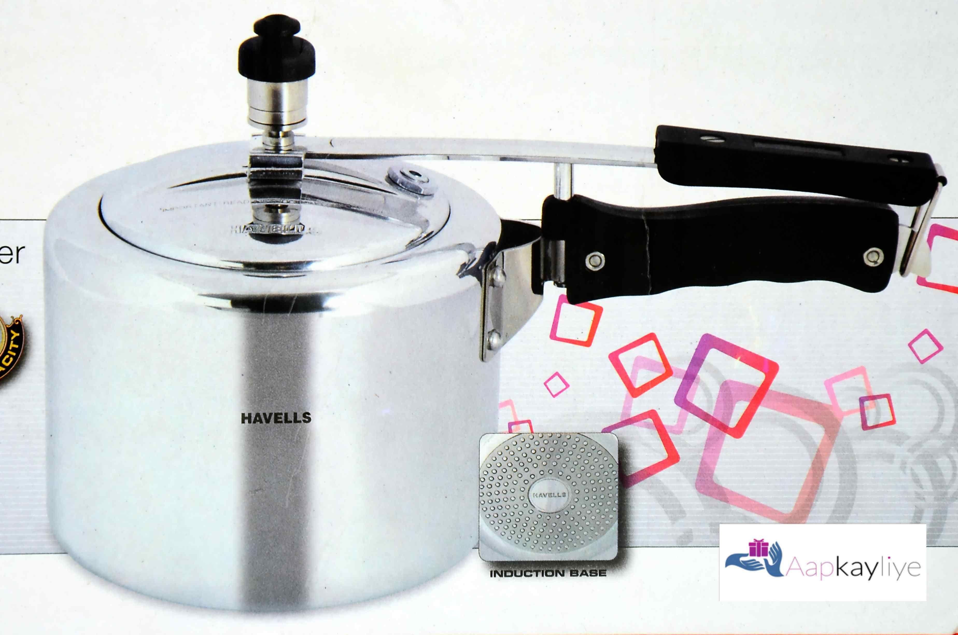Différence Vitrocéramique Et Induction havells cooker - 3litre pressure cooker induction base