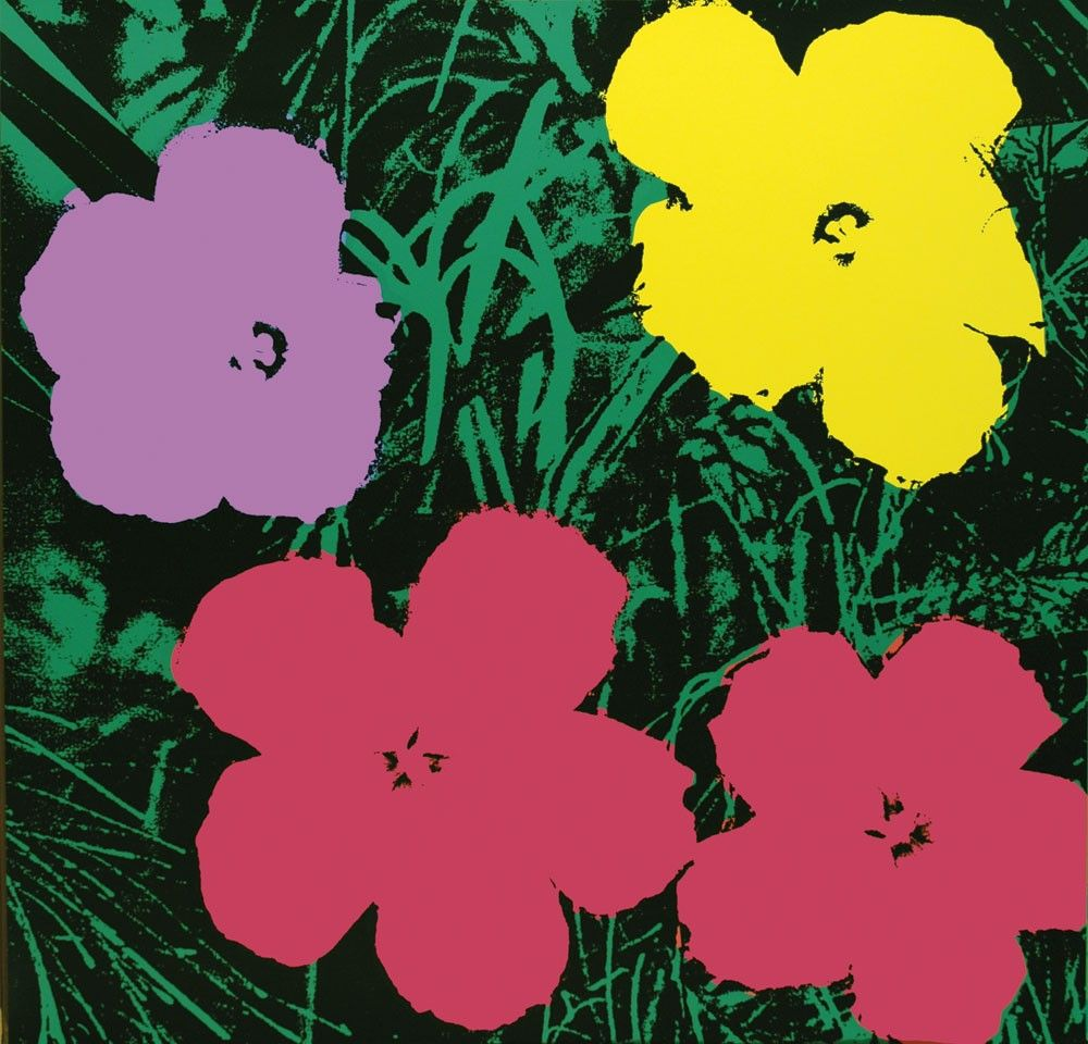 andy warhol flowers - Google Search | 7000 Oaks ...