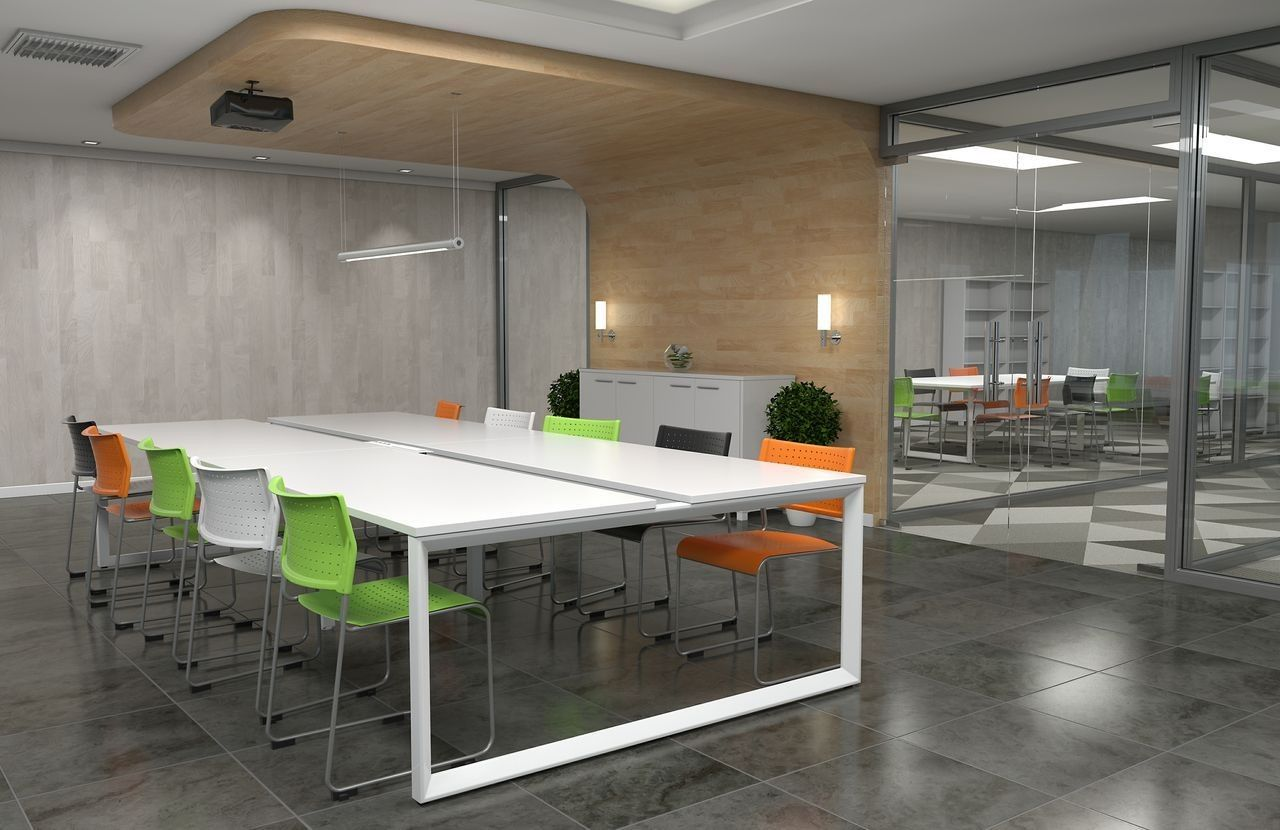 Boardroom funky table google search office spaces for Design office environment