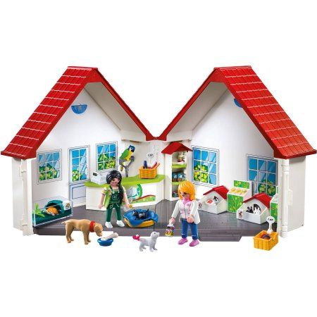 PLAYMOBIL Take Along Pet Store Playset