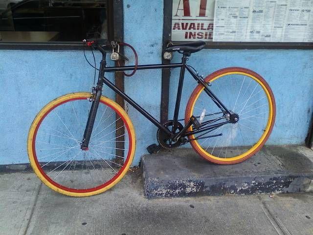 Mountain Bike To Fixie Buscar Con Google Mtb Retro Pinterest