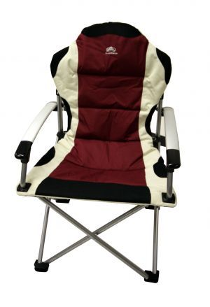 Awesome Camping Furniture At Great Prices Awnings Direct These Platinum Deluxe Steel Chairs Are