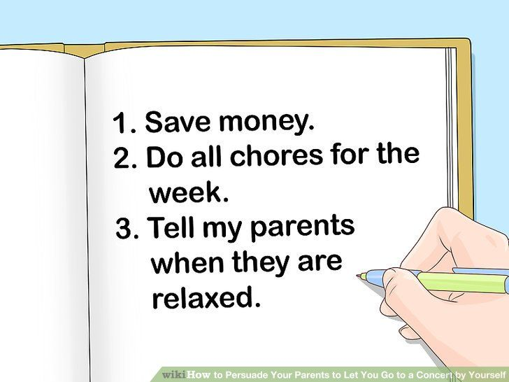 How To Convince Your Parents To Get You Instagram