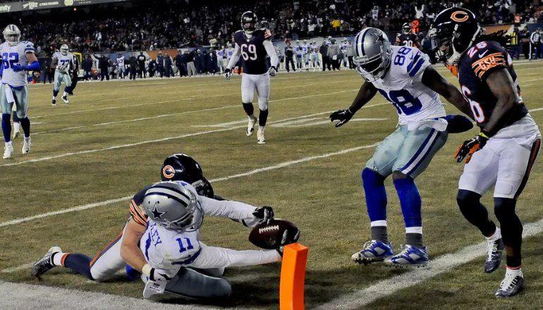 Dallas Cowboys vs Chicago Bears Live Stream Schedule