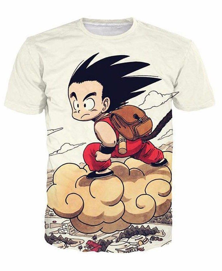 PIZZ ANNU Pull avec Capuche dimpression 3D Dessin anim/é Dragon Ball Hommes Sweat-Shirt
