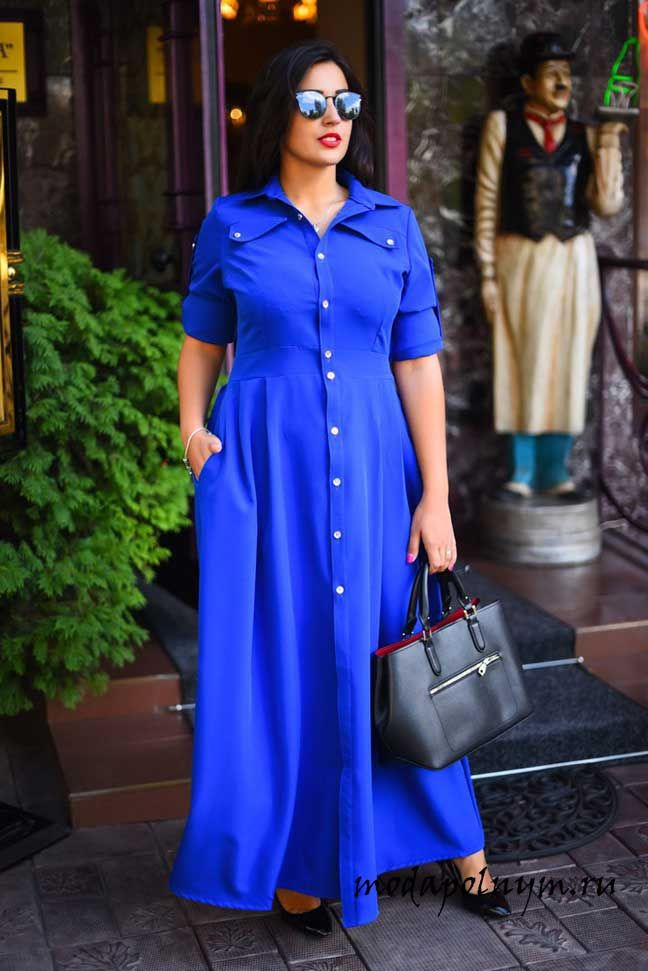 Мода и одежда фото женская для полных