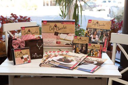 Cafe Chocolat Women S Retreat