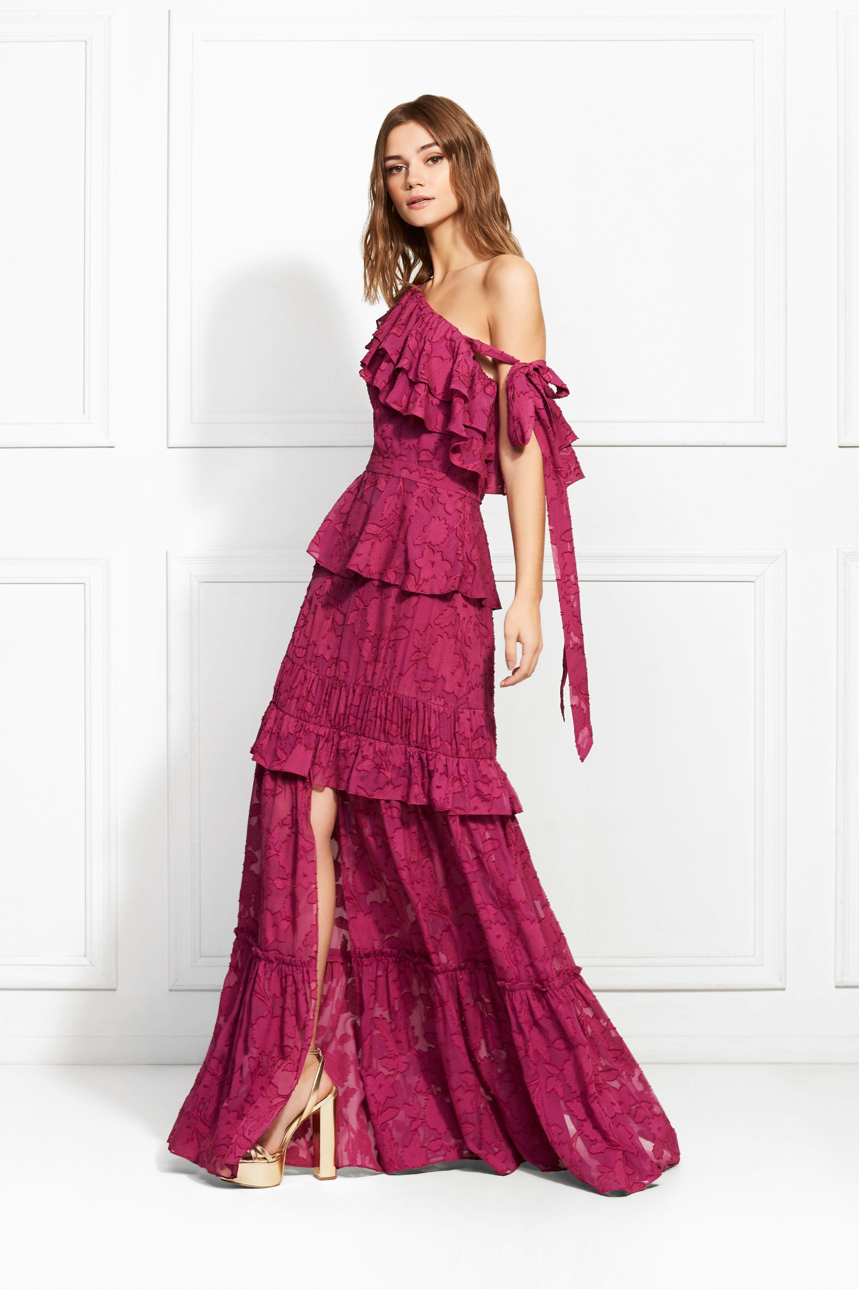 63b74d72f9 Rachel Zoe Pre-Fall 2019 Fashion Show in 2018