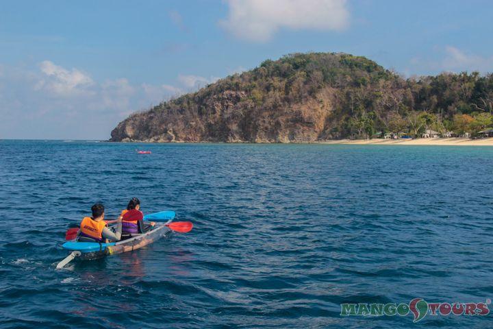 Clubparadisepalawan Coron Palawan Mangotours Beach