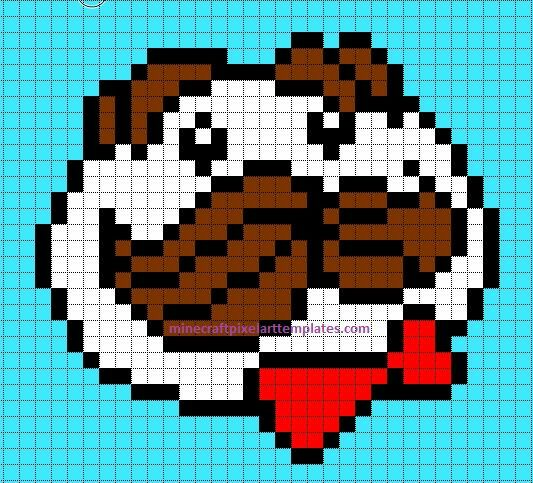 Pin by Thomas Howard on Art and Crafts Pinterest Craft - minecraft pixel art template