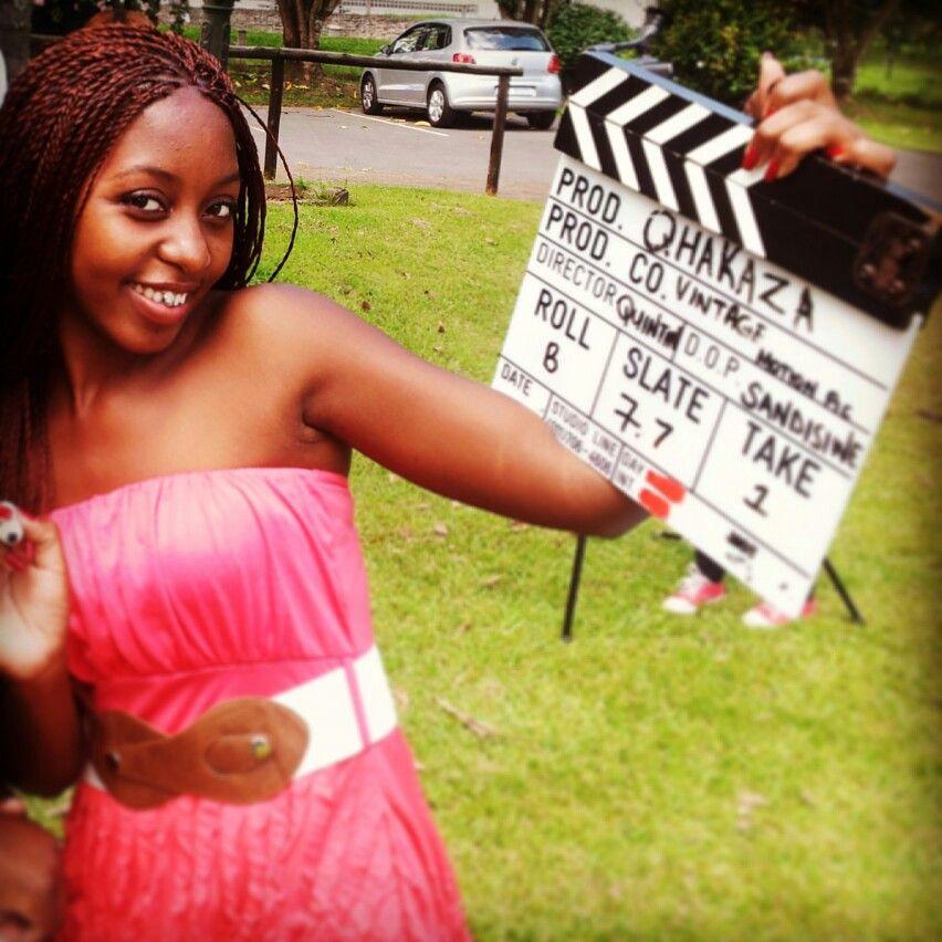 Lokshin Bioskop: Qhakaza  Still showing on Mzansi Bioskop  DStv